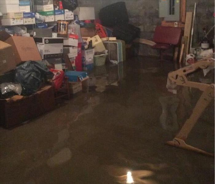 Water Damage- We can help!